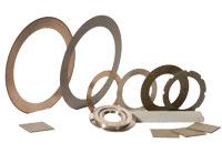 Nickel, Metallgebundene und Hartmetall Sägeblätter zum Trennen von verschiedenen Materialien.