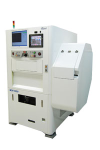 Opto System Laserscriber is a suitable system to scribe the GaN wafer for the preparation to cleave into bars and chips.