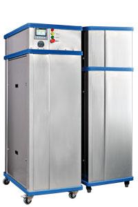Die Ultrafiltration mtt4015/4018 ist ein Kreislaufsystem zur Aufbereitung von Prozesswasser bei Wafersägen, Schleifprozessen und Dicingprozessen.