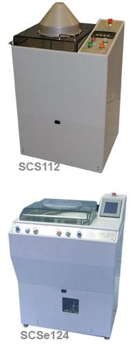 Reinigungssystem mit wahlweise Atomizing oder High Pressure Waschverfahren